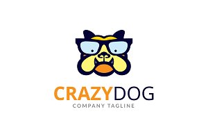 Crazy Dog Logo