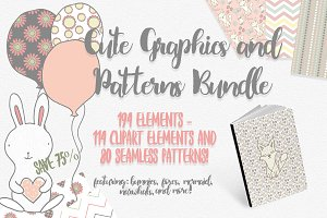 Cute Graphics and Patterns