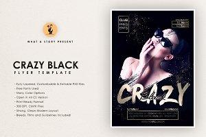 Crazy Black