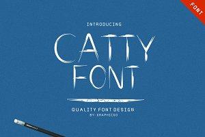 Catty Font