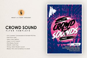 Crowed Sounds