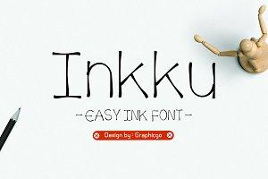 Inkku Font