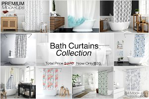 Bath Curtains Collection