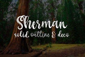 Sherman Trio