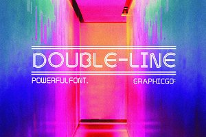 DoubleLine Font