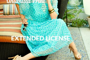 Unlimited Print Extended License