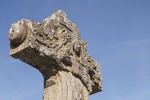 stone cross seventeenth century