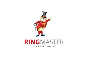 Ring Master Logo