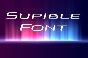 Supible Font