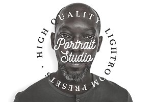 Portrait Studio Lightroom Presets