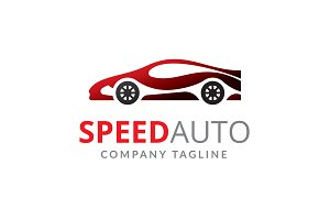Speed Auto Logo