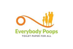 Everybody Poops Logo Ver 2