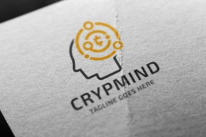 Crypto Currency Mind Logo
