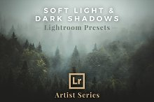 Lightroom: Soft Light & Dark Shadows by  in Actions