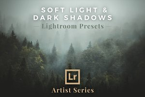 Lightroom: Soft Light & Dark Shadows