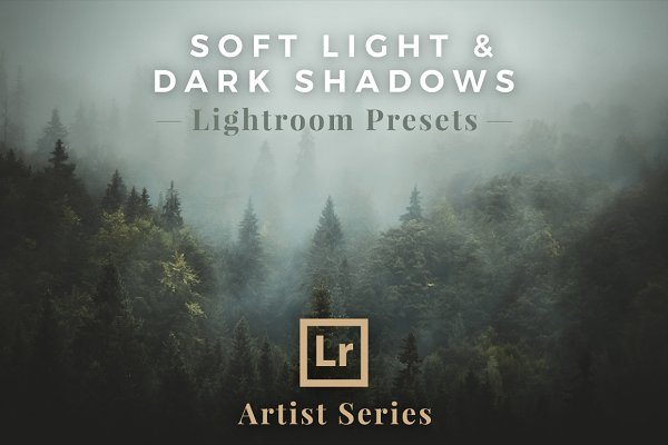 Add-Ons: PhotoMarket - Lightroom: Soft Light & Dark Shadows
