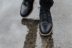 Boots n Rain