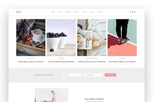 BONN - A Modern + Stylish Theme