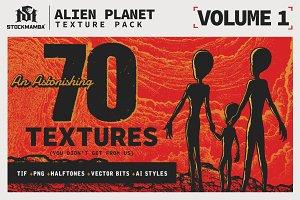 Alien Planet Texture Pack