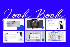 Look Book Presentation Powerpoint