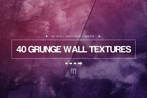 40 Grunge Wall Textures