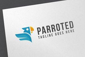 Parrot Logo Template