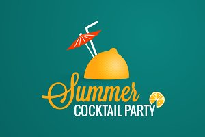 Summer cocktail party.