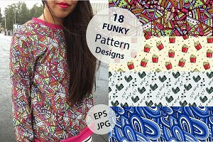Funky Pattern Collection