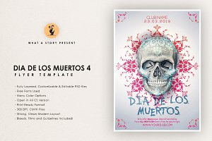 Dia De Los Muertos 4