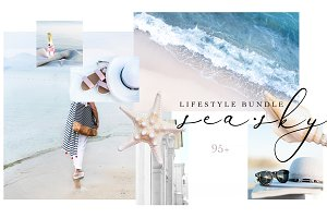 SEA. SKY.  LIFESTYLE BUNDLE.