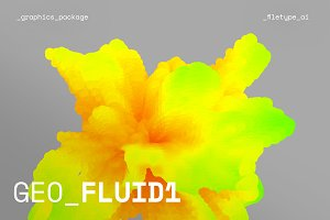 Geometric Fluid Vector Collection