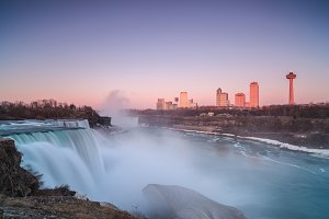 Niagara falls- American falls view
