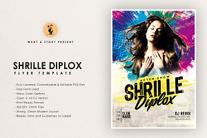 Shrille Diplox