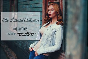 The Editorial Collection Actions