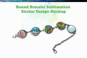 Round Bracelet Mock-up