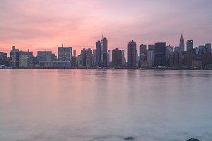 Midtown Manhattan view