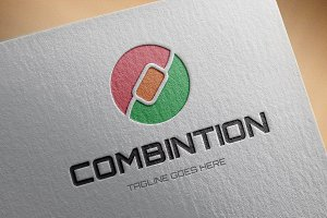 Combination Logo Template