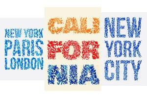 T-shirt Prints Graphics, vectors