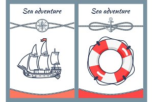 Sea Adventure Collection, Vector
