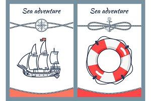 Sea Adventure Collection, Vector