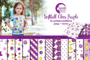 Purple Cheerleader Papers, AMB-962