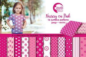 Pink Nursery Papers, AMB-817