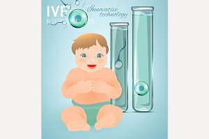 In vitro fertilisation concept