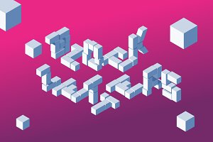 Block Letters Collection