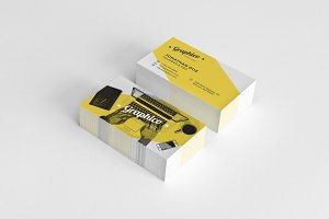 Simple Creative Business Card - 26