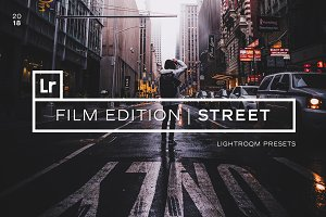 100+ Film Street Lightroom Presets