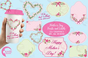 Mothers Day Frames, AMB-866