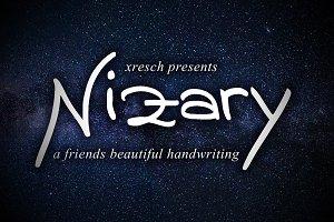 Nizary Open Type Font