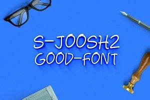 Graphicgo-Sjood2 Font