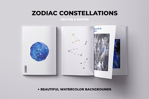 -40% ZODIAC CONSTELLATIONS